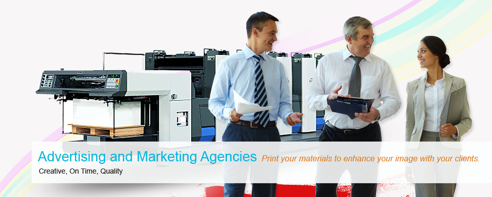 Advertising & Marketing Agencies